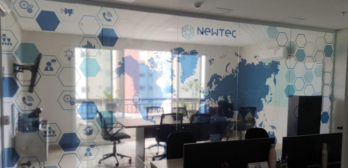 Telemetria ganha mais força na Newtec em 2021